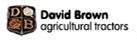 David Brown agricultural tractors